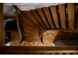 Лестница Традиция Класик 020 с комбинированным маршем открытого типа (вид сверху)