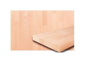 Меблевий щит 1800 мм х 420 мм зрощений бук