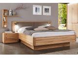 Купити Ліжко Глорія натурального кольору, матеріал зрощений/цільний бук (загальний вид)
