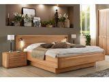 Купить Кровать Николь натурального цвета, материал сращенный/цельный бук (общий вид в интерьере)