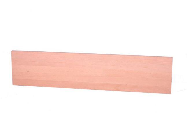 Подступенька, дерево - бук, материал - цельный
