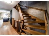 Лестница Олд-лайн Класик 010 с-образная открытого типа (общий вид)