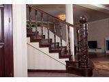 Сходи Солід Еласік 010 п-подібні на бетонній основі (вигляд збоку).