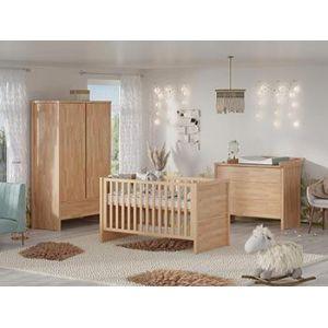 Колекція Дитяча Alpaka: ліжечко-трансформер, пеленальний комод, шафа