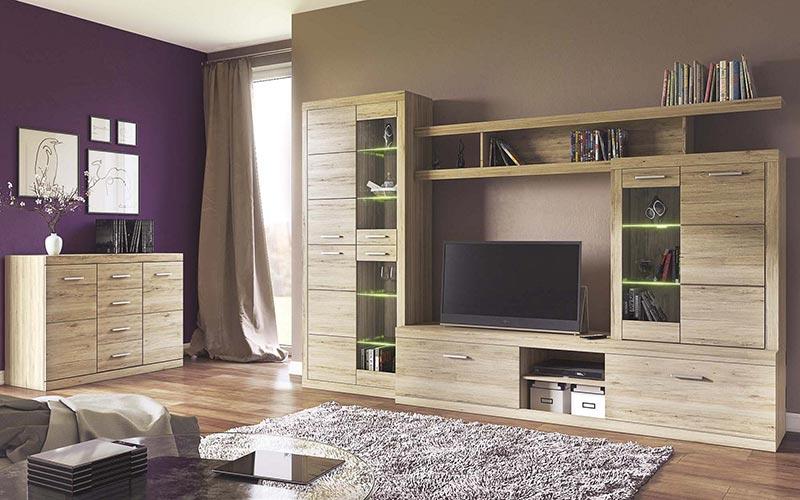 Что такое корпусная мебель: стенка