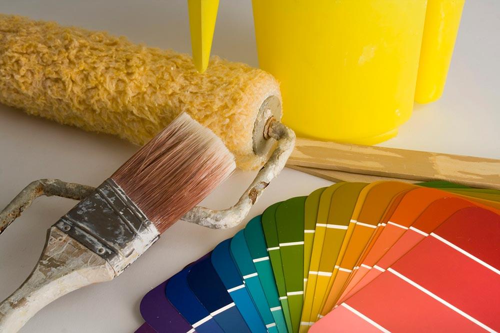 Як пофарбувати або перефарбувати меблі: матеріали