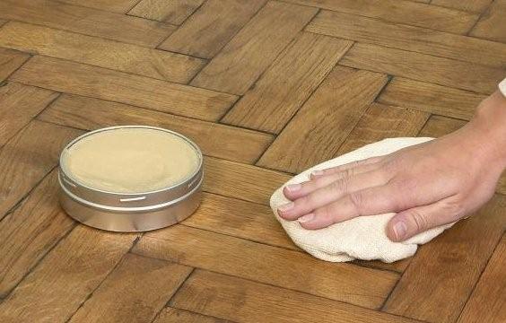 Захист підлоги від подряпин