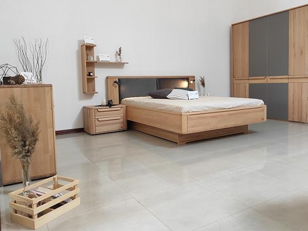 Дерев'яна спальня Глорія, Ільниця