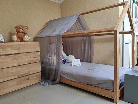 Ліжко дитяче Ільниця