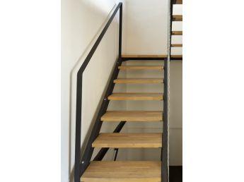 Лестница Техно Метал 010 общий вид
