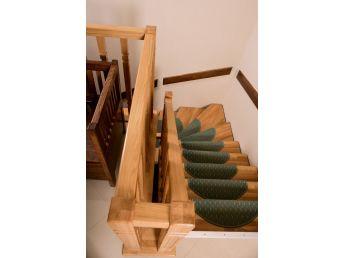 Лестница Традиция Класик 030 (вид слева)