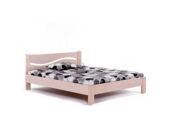 Ліжко Венеція бук односпальне беж зрощене 900 х 2000