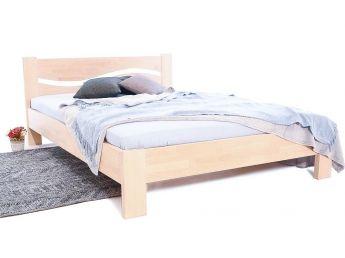 Ліжко Венеція бук полуторне беж зрощене 1400 х 2000