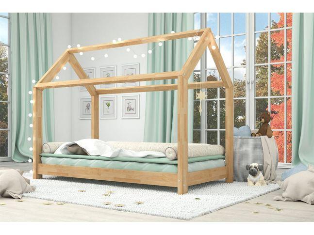 Ліжко Вікі в інтер'єрі