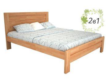Кровать Люкс + Матрас Мокко