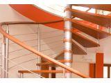 Лестница Спира Метал 020 (поворот)